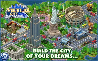 Screenshot of Virtual City Playground®