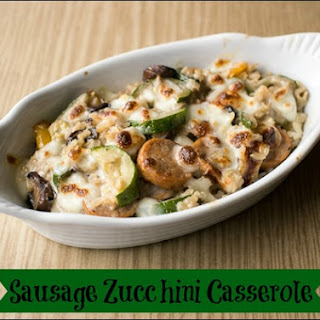 Sausage Cream Of Mushroom Casserole Recipes
