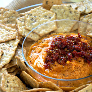 Sun Dried Tomato Hummus Without Tahini Recipes