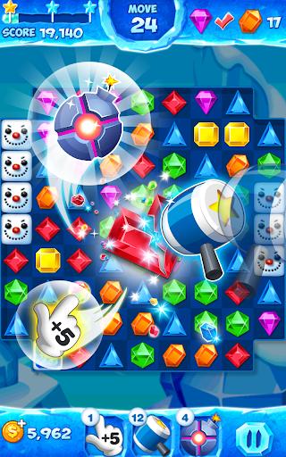 Jewel Pop Mania:Match 3 Puzzle - screenshot