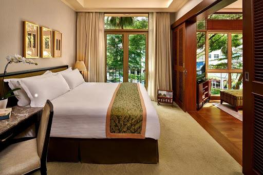 3 Bed Deluxe Suite