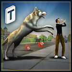 Wolf Attack 3D Icon
