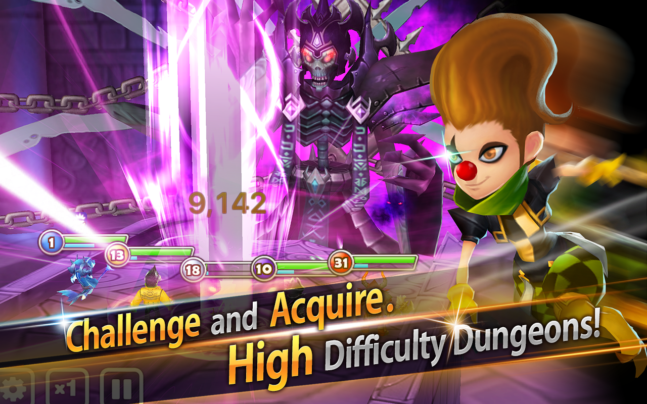 Summoners War Screenshot 11