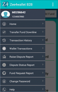 zee4wallet B2B - screenshot
