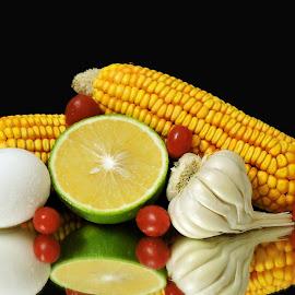 mixed treat by SANGEETA MENA  - Food & Drink Ingredients