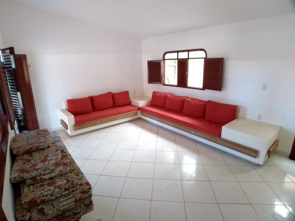Casa com 4 dormitórios à venda, 245 m² por R$ 650.000 - Poço - Cabedelo/PB