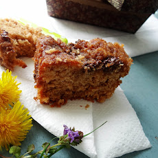 Chocolate Cinnamon Tea Bread