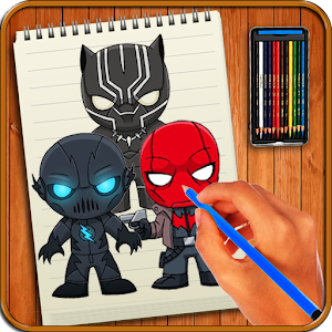 Learn to Draw Chibi Comic Characters For PC / Windows 7/8/10 / Mac – Free Download