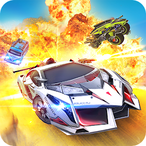 Overload - Multiplayer Cars Battle For PC (Windows & MAC)