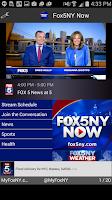 Screenshot of Fox5NY Now