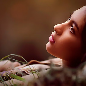 asian beauty by Ivan Lee - People Portraits of Women ( canon, model, girl, nature, beauty, asian )