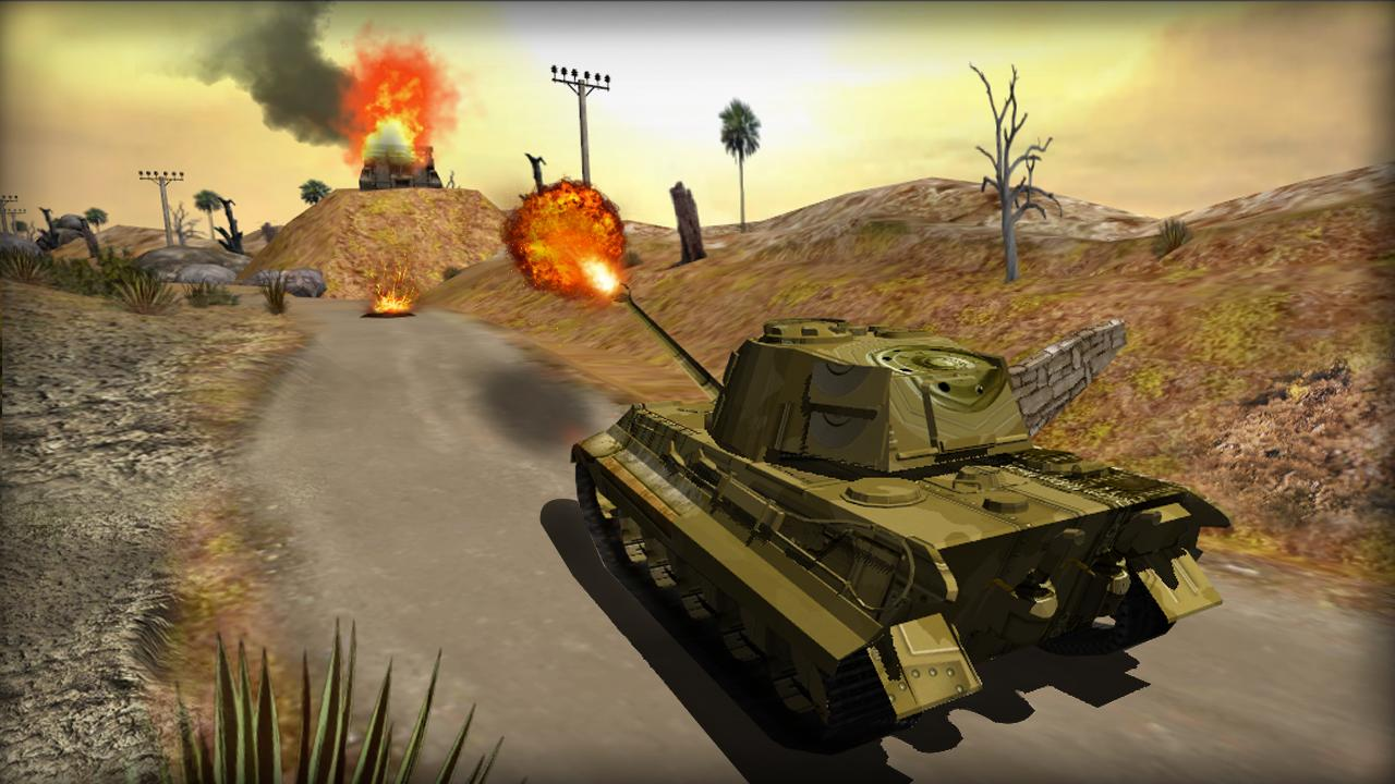 Clash of Tanks Screenshot 6