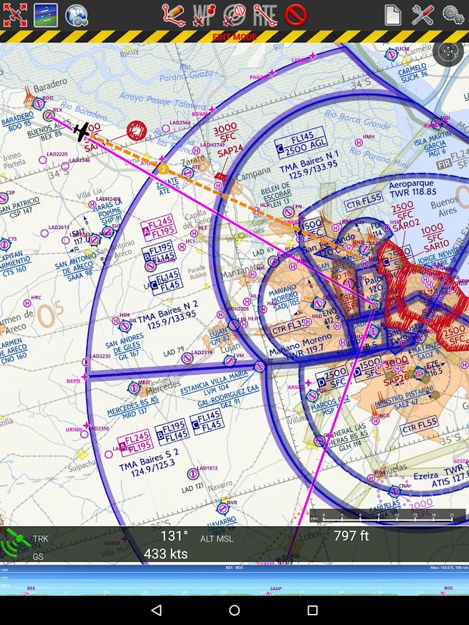Air Navigation Pro Screenshot 10