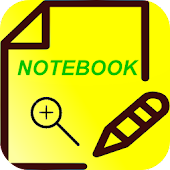 Free Notebook, Memo, Diary, Notepad APK for Windows 8