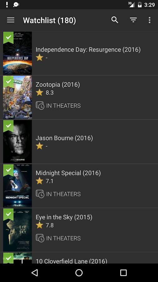 IMDb Movies & TV Screenshot 5
