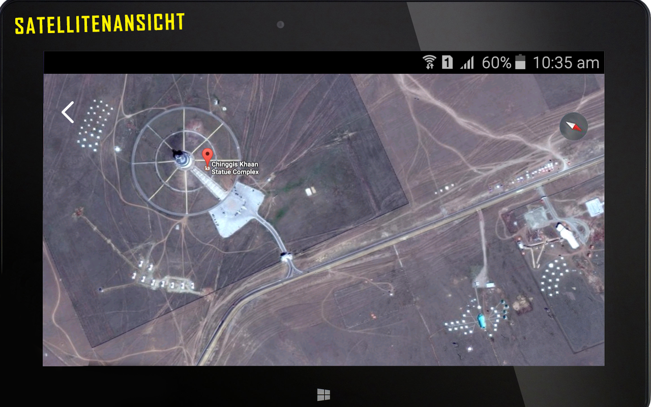Download Navigation Map on