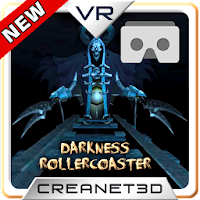 DARKNESS ROLLERCOASTER VR For PC (Windows And Mac)