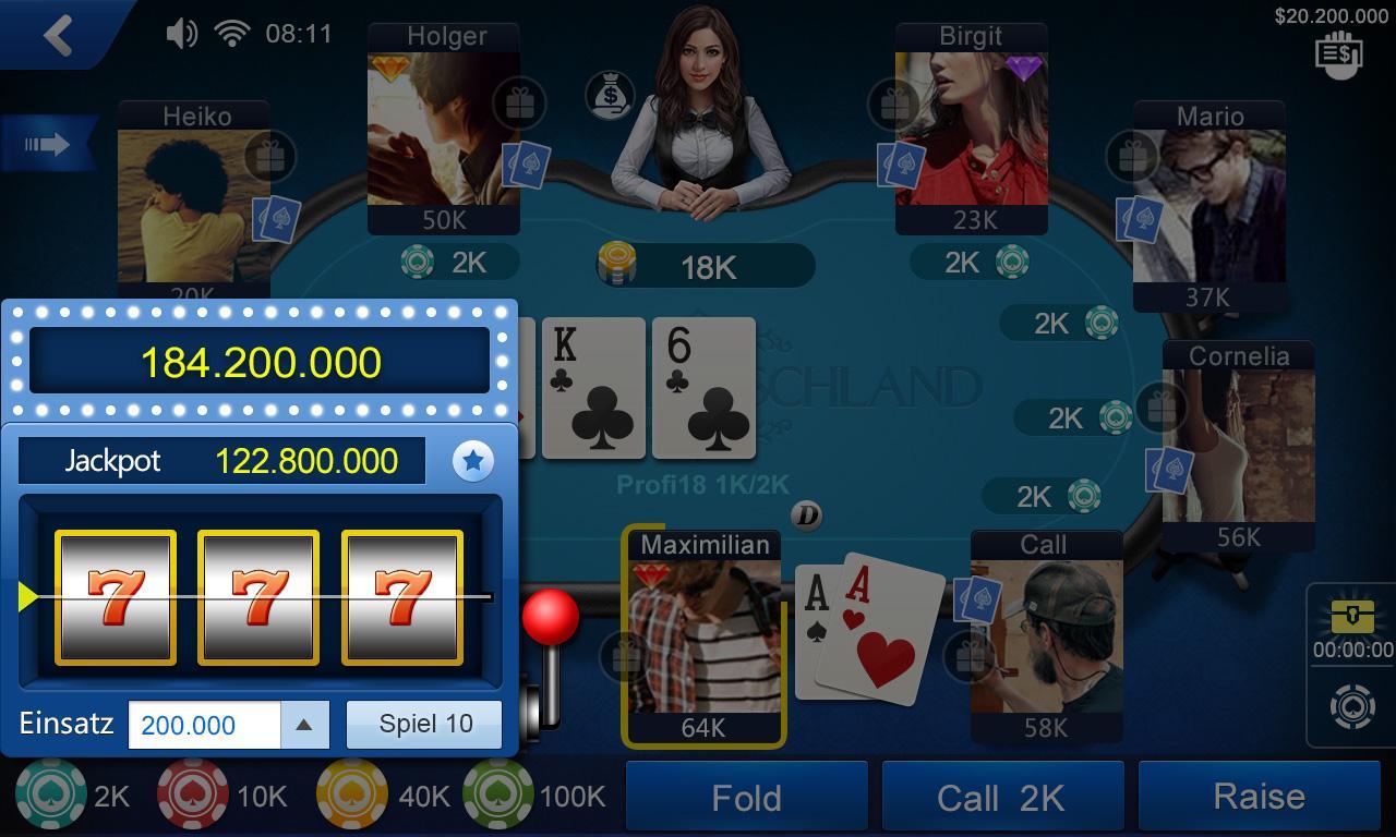 poker deutschland app
