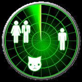 Game Radar Scanner People Joke APK for Kindle