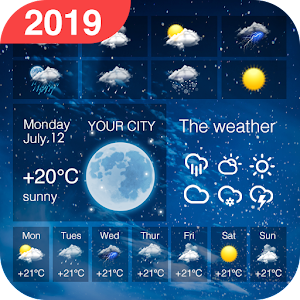 Live Weather Forecast App For PC / Windows 7/8/10 / Mac – Free Download