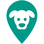 Paw Map Icon