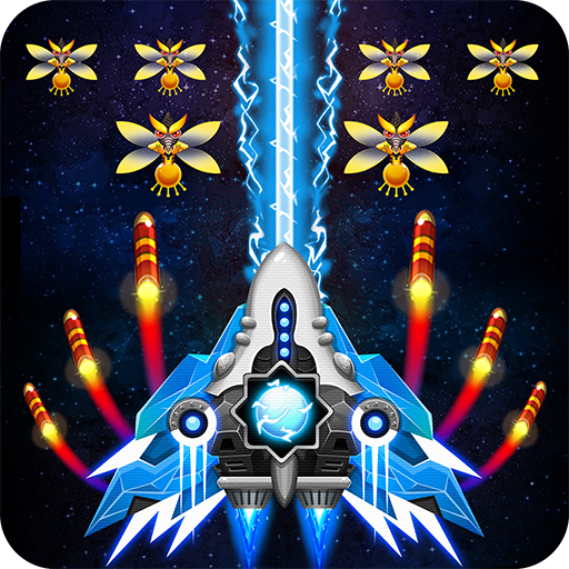 Space Shooter: Galaxy Attack APK Cracked Download