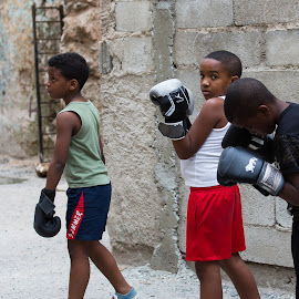 Training Day by Chad Welch - Sports & Fitness Boxing ( boxing, box, cuba )