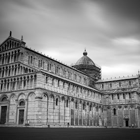Pisa Italy 4 by Xianwen Xu - Buildings & Architecture Public & Historical ( 2016, travel, europe, italy, leica )