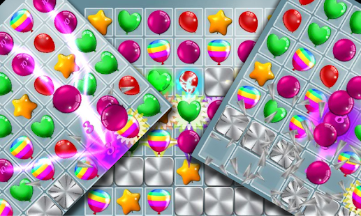Bubble Bomb Mania Match 3 - screenshot