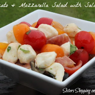 Tomato Mozzarella Salad Cilantro Recipes