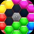 Hexic Puzzle Hexagon Block HD
