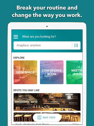 Spotz - Be creative! Be productive! Get a Spotz screenshot 7