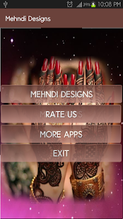 Christmas Mehndi Designs 2016- screenshot thumbnail
