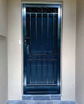 Mitchell Security Door Products and Services