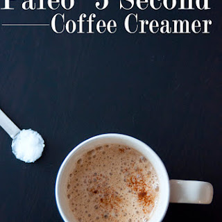 Paleo Coffee Creamer Variations