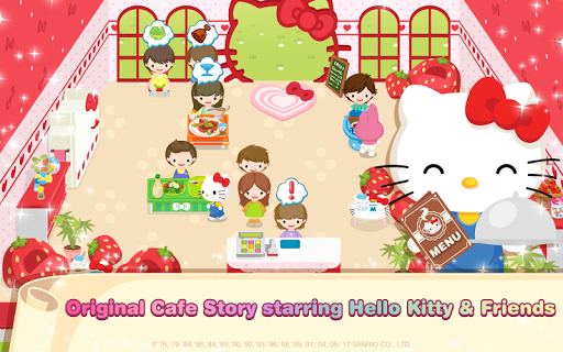 Hello Kitty Dream Cafe For PC