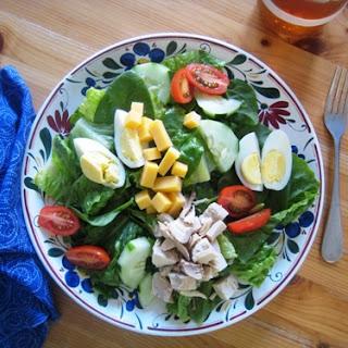 Chef Salad Vinaigrette Recipes
