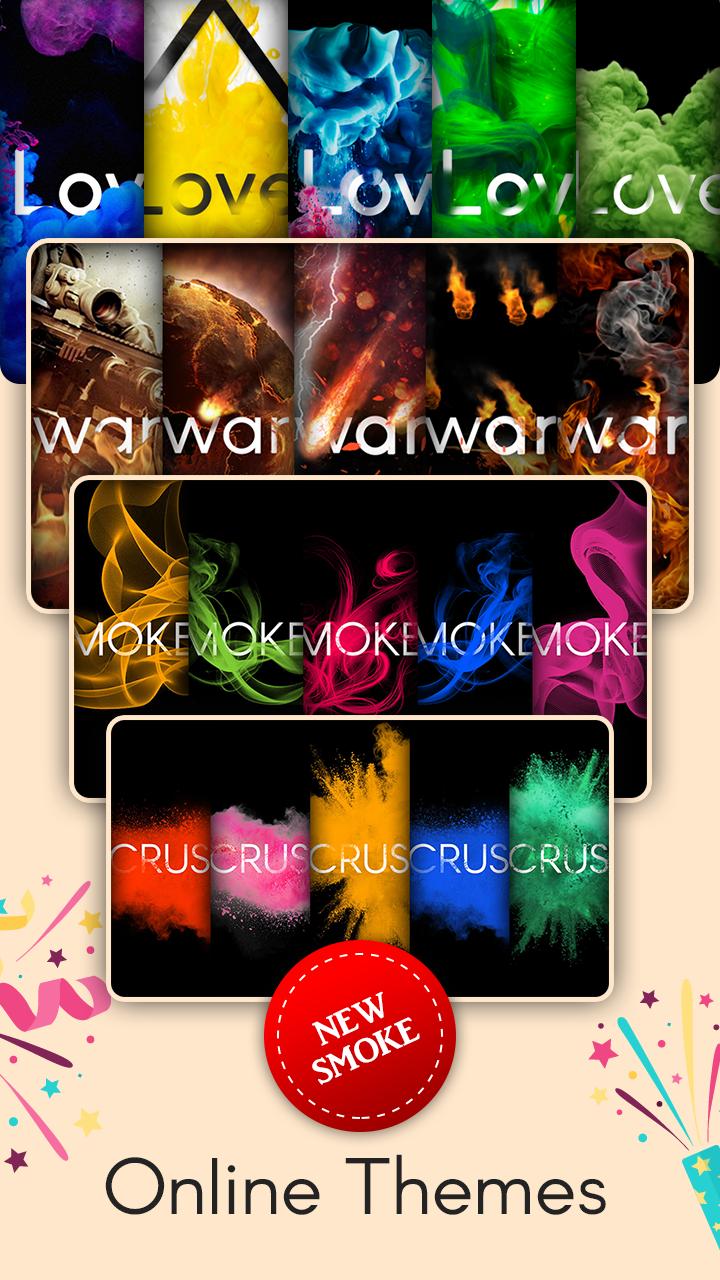 Name Art Smoke Effect Screenshot 2