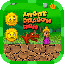 Angry Dragon Run for Princess