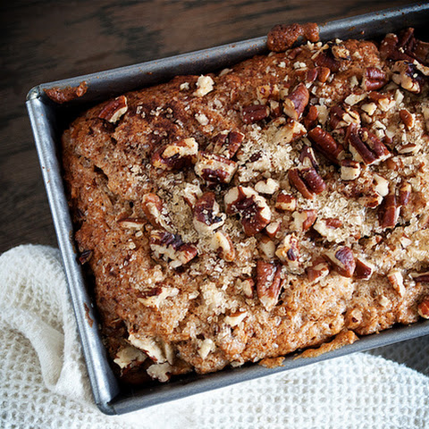 Apple, Maple, Pecan Bread