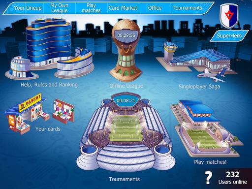 Adrenalyn XL UEFA EURO 2016 - screenshot