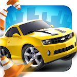Car Town Streets Icon
