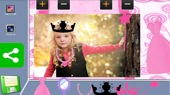 Become A Princess - Editor - screenshot