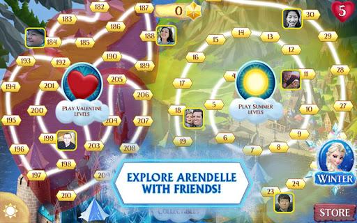 Frozen Free Fall screenshot 4
