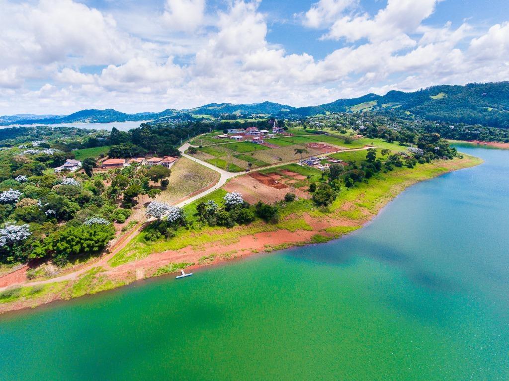 Terreno à venda, REPRESA 1011 m² por R$ 250.375 - Paiol Grande - Joanópolis/SP