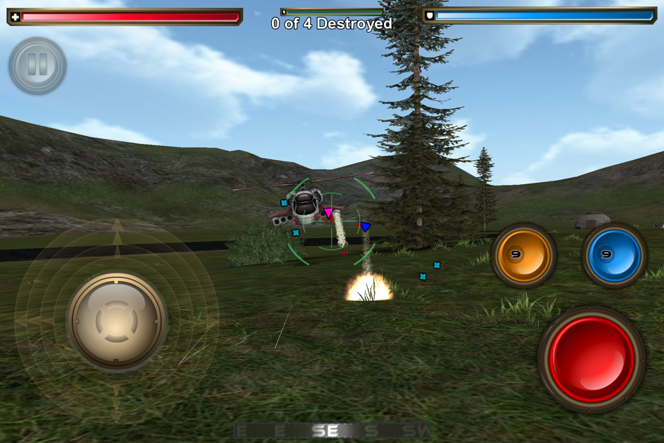Tank Recon 2 Screenshot 3