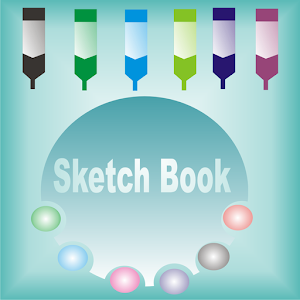 Sketch Book - Drawing, Painting and Animation App