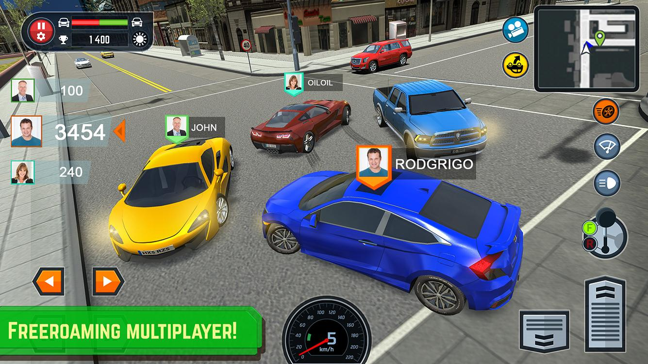 Car Driving School Simulator Screenshot 16