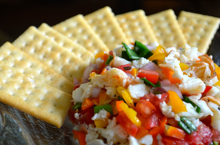 Lobster Ceviche Recipe | Yummly