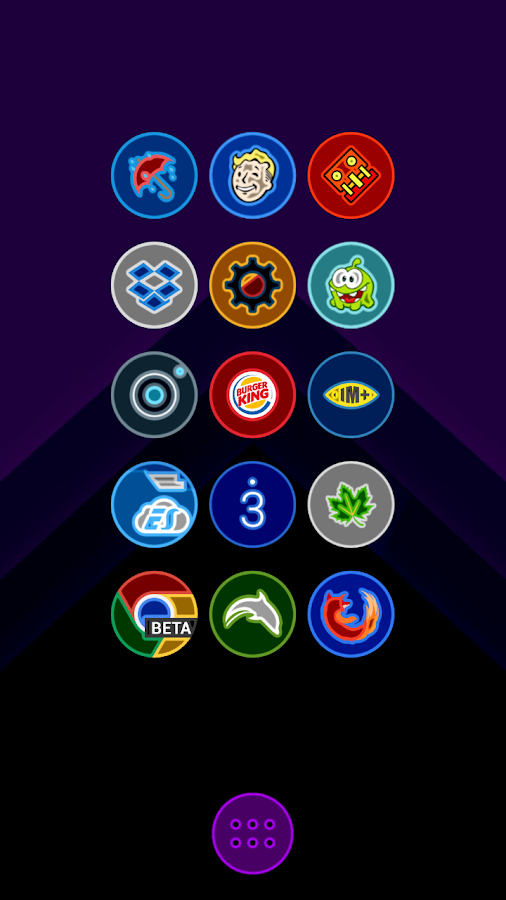Nekko - Icon Pack Screenshot 6